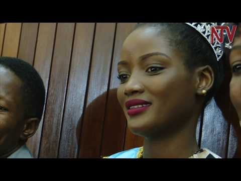 Parliament honours global beauty queen, Abenakyo