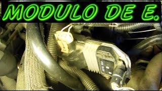 Como probar modulo de encendido y bobina chevrolet