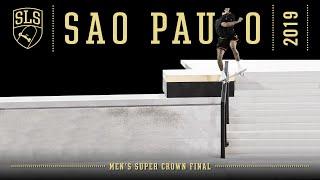2019 World Championship : São Paulo   Men's Super Crown Final LIVE