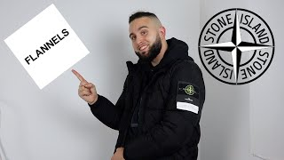 Flannels. Stone Island | Review
