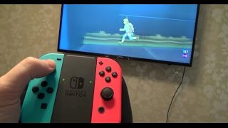 Connecting the Nintendo Switch to Multiple Televisions