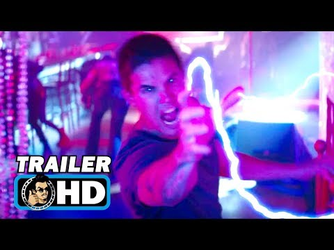 CODE 8 Trailer (2019) Stephen Amell Sci-Fi Movie