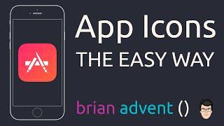 IOS Tutorial: Quick Tip - IOS App Icons
