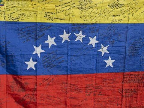 #100Días Queremos para Venezuela lo mismo que para España