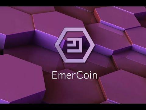 Emercoin ICO - Используй бизнес в блокчейне
