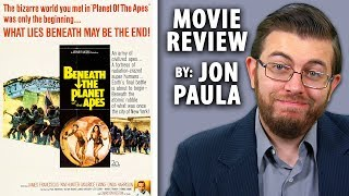 Beneath The Planet Of The Apes  Movie Review JPMN