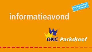 Informatieavond ONC Parkdreef