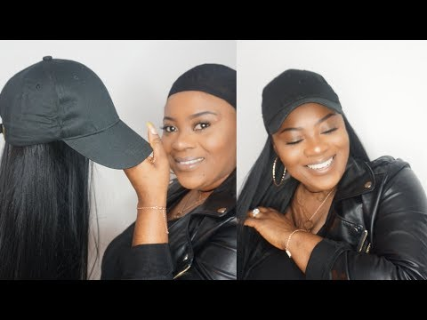 ISSA WIG😂😂 |DIY Wig Hat| Quick & Easy!!