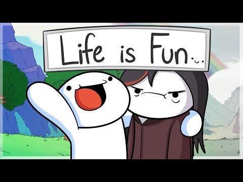 Life is Fun - Ft. Boyinaband (Official Music Video) (видео)