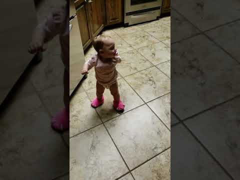 Layla's First Steps