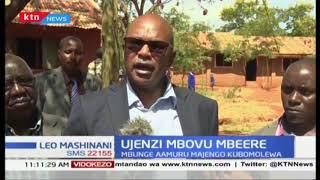 Mbunge wa Mbeere Kusini aamuru majengo kubomolewa