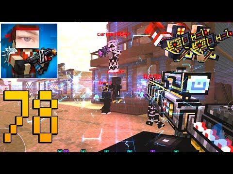 Pixel Gun 3D - Gameplay Walkthrough Part 78 - Revolver Sniper Rifle + Cyborg Hands = WIN