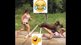 فيديو جد جد مضحك
