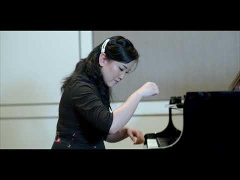 "ADELHEID YOANITA plays Levi Gunardi's ""NOCTURNE #1"""
