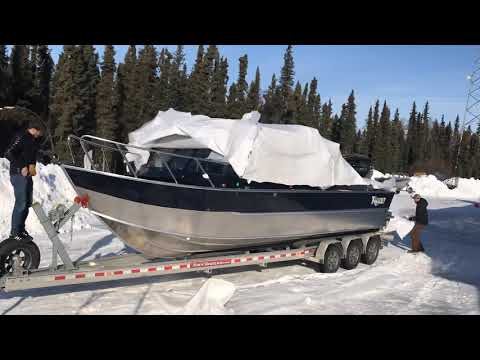 2020 Raider Boats 2896 Sea Raider Hardtop (SOLD!) in Soldotna, Alaska - Video 2