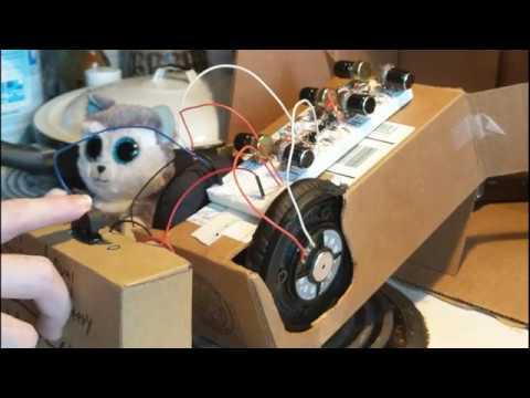 Dual AM Synth Box (Quad-Osc, Dual-VCA) Test Jam?