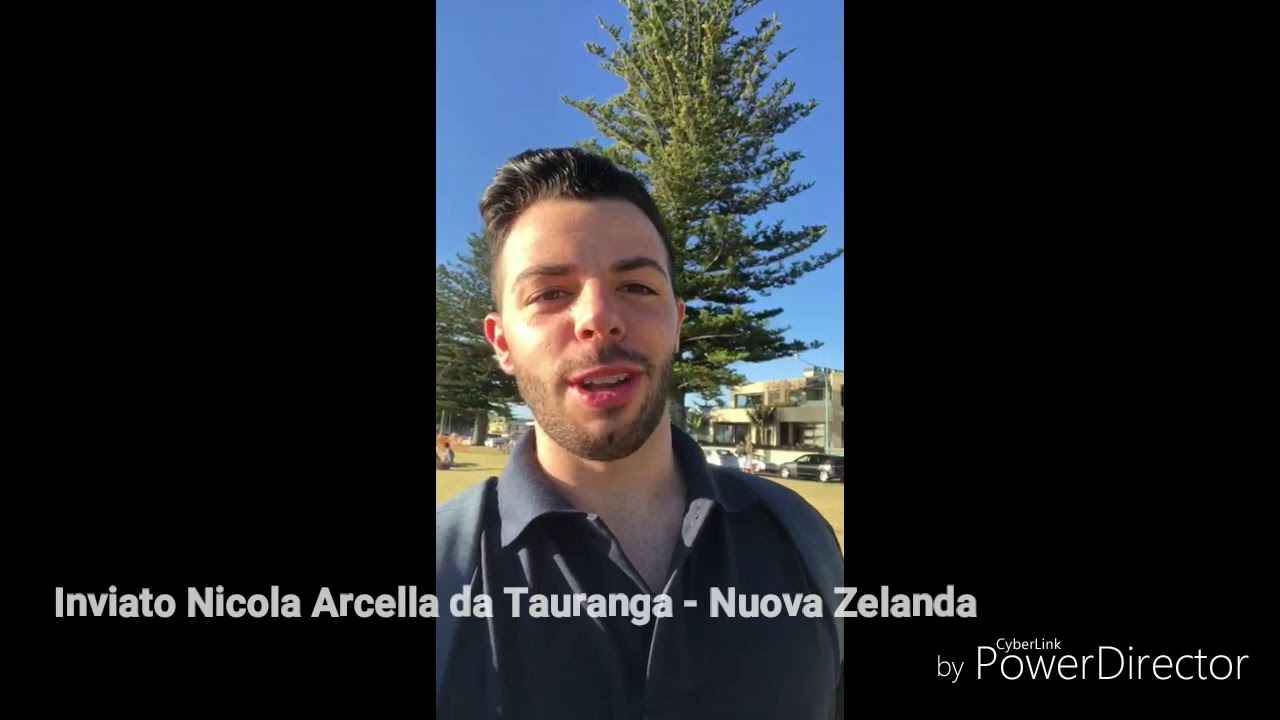 Diari di Bordo - Nicola Arcella da Tauranga Nuova Zelanda