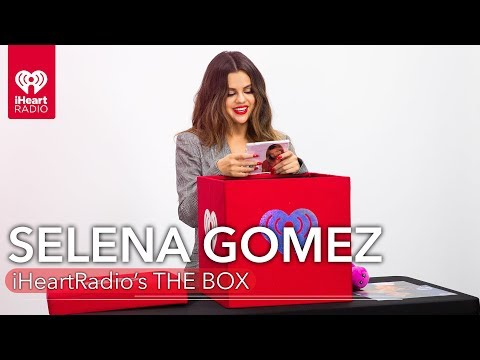 """Selena Gomez Talks About Her New Music, Childhood + More In iHeartRadio's """"The Box"""""""