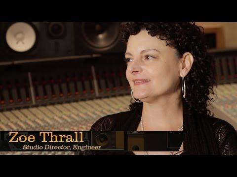 Palms Studio Director Zoe Thrall – Pensado's Place #143