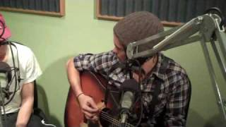 "Joshua James ""Coal War"" Live on KGSR"