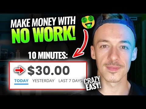 Make +$10.00 Every 3 Minutes WITHOUT WORKING ($200+ DAY!) | Make Money Online 2021