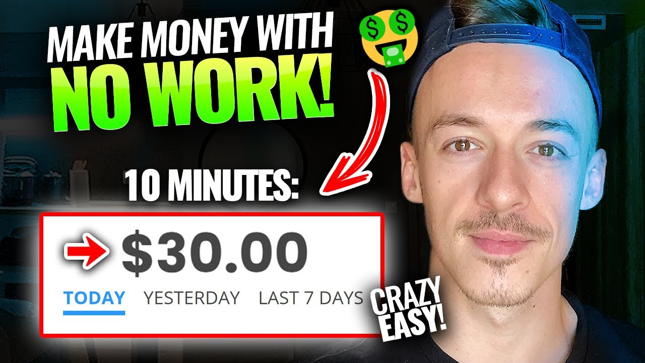 Make $ 10.00 Every 3 Minutes WITHOUT WORKING ($ 200 DAY!)|Earn Money Online 2021 thumbnail