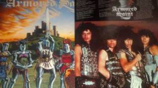 Armored saint, March of the saint