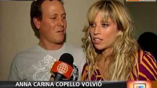 Reyes del Show: Anna Carina volvió a ocupar el primer lugar (América Espectáculos 23-11-09)