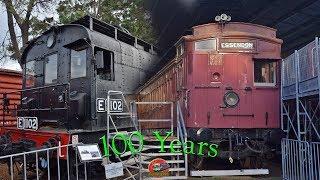 100 Years Of Electric Trains & Museum Walkthrough - ARHS Museum