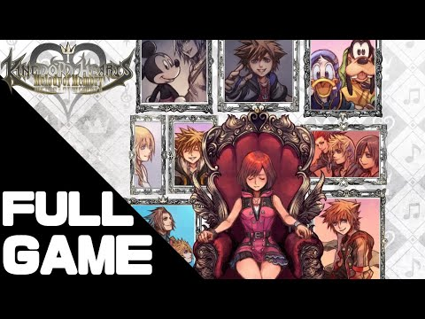 Gameplay de Kingdom Hearts Melody of Memory