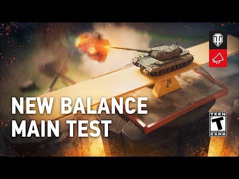 Developer Diaries: New Balance. Final Test [World of Tanks]