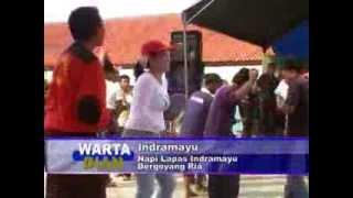 preview picture of video 'Napi/Tahanan LAPAS Indramayu Bergoyang Ria'