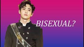 EXO's BISEXUAL LEADER?