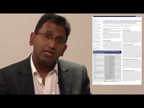 Local recurrence of prostate cancer