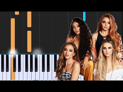 """Cheat Codes, Little Mix - """"Only You"""" Piano Tutorial - Chords - How To Play - Cover"""