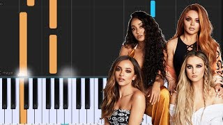 "Cheat Codes, Little Mix   ""Only You"" Piano Tutorial   Chords   How To Play   Cover"