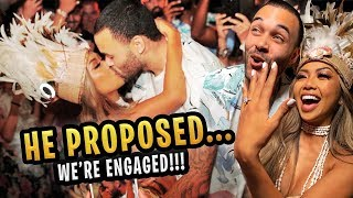 THE SWEETEST SURPRISE PROPOSAL EVER!!!