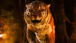 The Jungle Book (2016) - Mowgli vs. Shere Khan Final Fight Scene