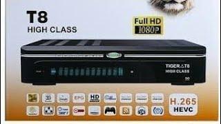 tiger t8 high class v2 software download - Kênh video giải trí dành