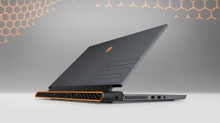 YouTube Video CAo8s4tiCEw for Product Dell Alienware m17 R2 and m15 R2 Gaming Laptops by Company Dell in Industry Computers
