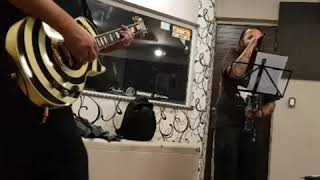 Soul on Fire - Danzig solo guitar