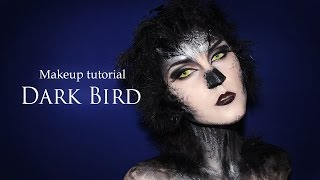 Makeup tutorial - [ Dark Bird]
