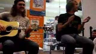 """Chiodos - """"Lindsay Quit Lollygagging"""" Acoustic"""