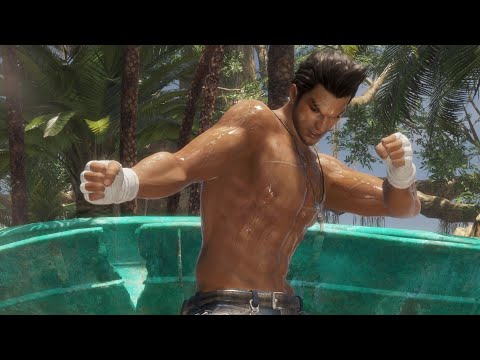 DEAD OR ALIVE 6 arcade mode with diego (legend)
