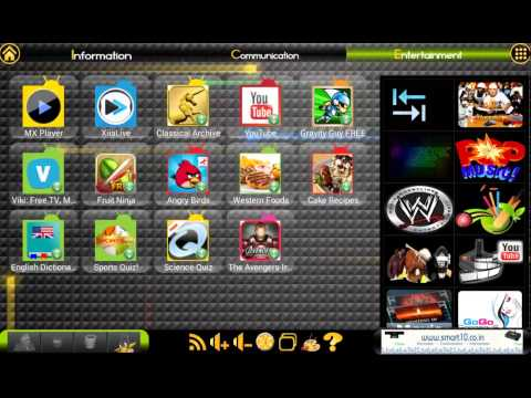 Video of Launcher forTV