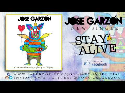 Jose Garzon - Stay Alive (EP Single)