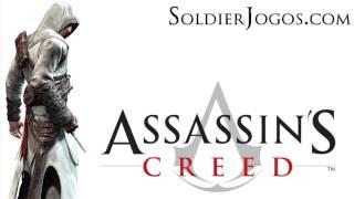 35 - Jerusalem Fight or Flight-Red in the Face - Assassins Creed 1 Original Soundtrack OST Full