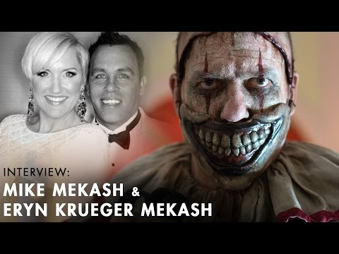 American Horror Story Makeup Artist Interview - LIVE@IMATS 2015
