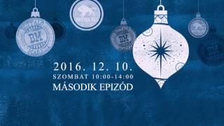 Market Tv 2016. 12. 10. Második epizód