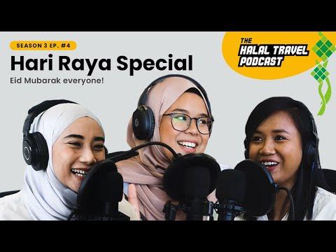 The Halal Travel Podcast   Eid 2021: Hari Raya Special